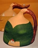 <h5>Donne Val d'Orcia di Carlotta Parisi</h5><p>Sculture in papier-maché dedicate alla Val d'Orcia.</p>