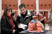 <h5>Sguardi sul Paper Cirkus</h5><p>Il mio circo di carta agli Arcimboldi - Milano, L'addestratrice di cani</p>