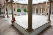 <h5>Nunziatina</h5><p>Chiostro di Sant'Agostino - Museo di Montalcino</p>