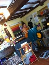 <h5>Al lavoro sulle carrette</h5><p>Punti di Vista nella mia bottega Artigiana</p>