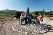 <h5>Punti di Vista - Ritratto con GIuditta e Babbo Annibale</h5><p>Foto di Giuseppe Sanfilippo</p>