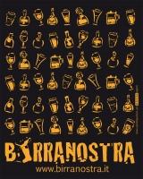 <h5>Birranostra</h5><p>Logo per maglietta. Materiale protetto da Copyright.</p>