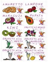 <h5>Segnagusti gelateria Mondo di Mezzo</h5><p>Materiale protetto da copyright.</p>