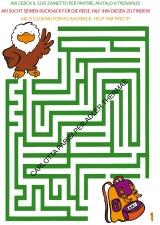 <h5>Il libro giochi di AKI</h5><p>Pubblicazione per Adler Thermae. Materiale protetto da copyright.</p>