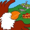 <h5>AKI vola in Val d'Orcia</h5><p>Pubblicazione per Adler Thermae. Materiale protetto da copyright.</p>