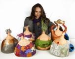 <h5>Premio Camera di Commercio Siena</h5><p>Sculture realizzate per il premio Impresando, Siena 2011</p>