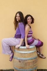<h5>Giuditta ed io</h5><p>Ritratto con mia sorella di Diego Poggialini</p>