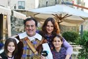 <h5>Con Gipo a Montalcino</h5><p>Dopo le ripresi per RAI Yoyo a Montalcino</p>
