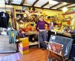 <h5>Io nella mia bottega a Montalcino</h5><p></p>