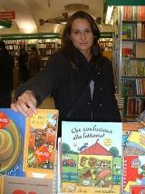<h5>Alla Feltrinelli di Milano</h5><p>E' uscito il mio libro illustrato L'Arca di Noè - Carthusia Edizioni Milano</p>