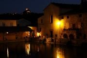 <h5>Notturno su Caterina - Bagno Vignoni</h5>