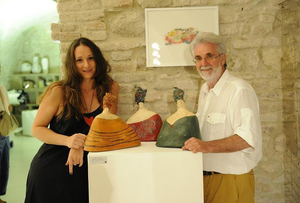 Grazie 2 Montepulciano 2011 - Carlotta Parisi (Mostre)