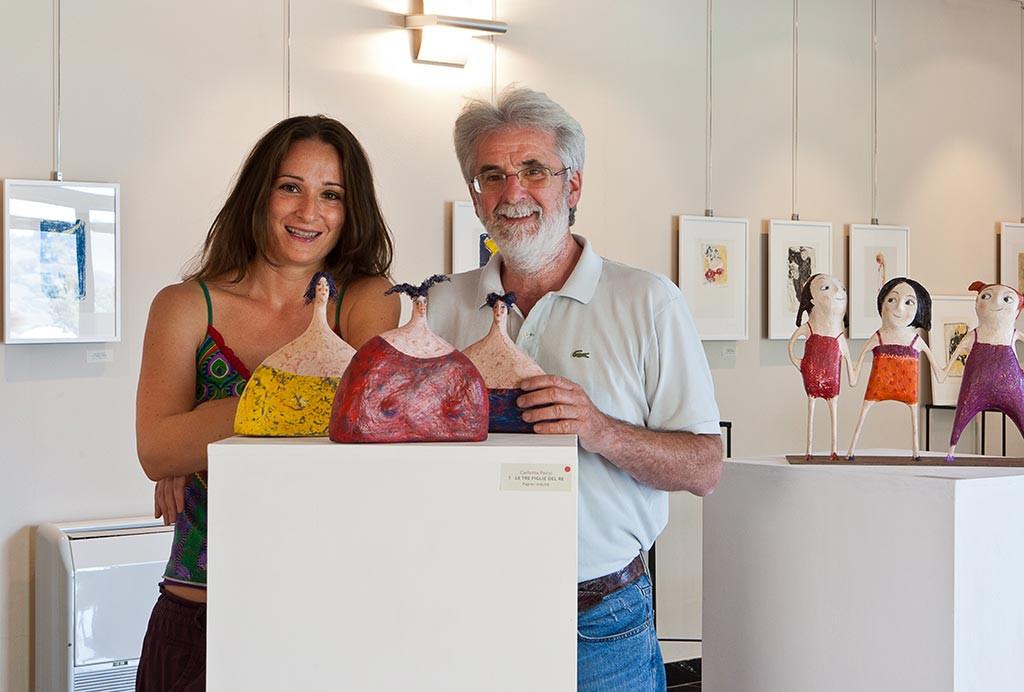 Grazie Bagno Vignoni 2011 - Carlotta Parisi (Mostre)