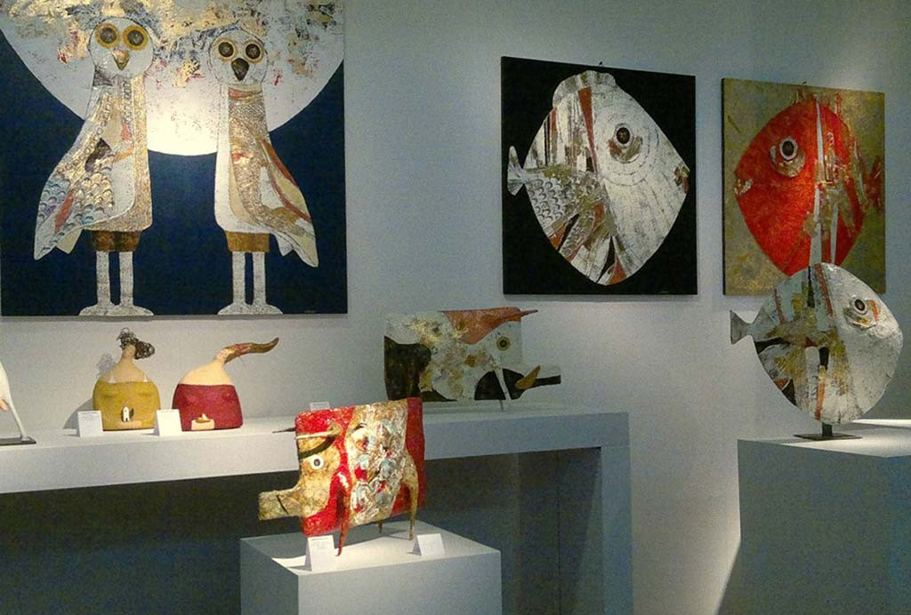 Varie 2011-2014 - Carlotta Parisi (Mostre)