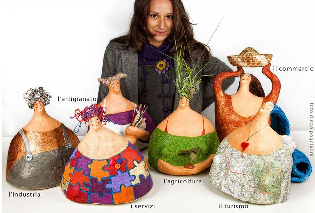 Impresando - Sculture su commissione Carlotta Parisi