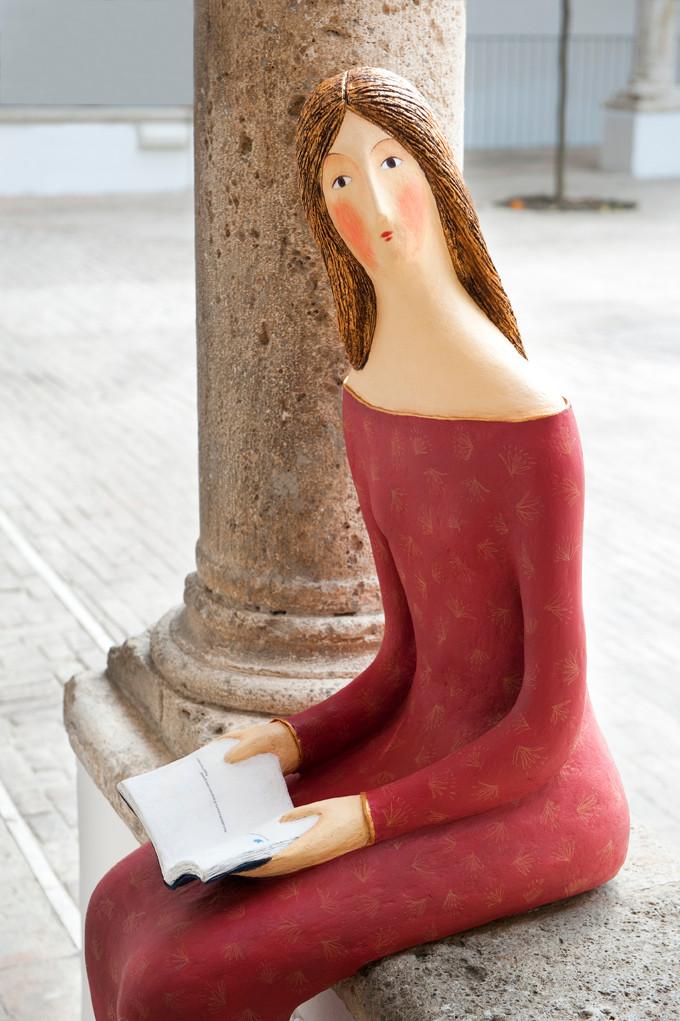 """Site Specific Art - """"Nina"""" di Carlotta Parisi"""
