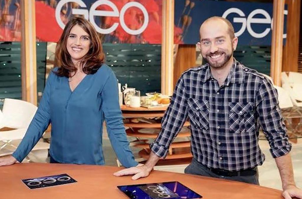Carlotta Parisi ancora a Geo & Geo (RAI 3) nel 2016