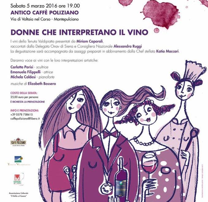 Festa delle Donne del Vino 2016