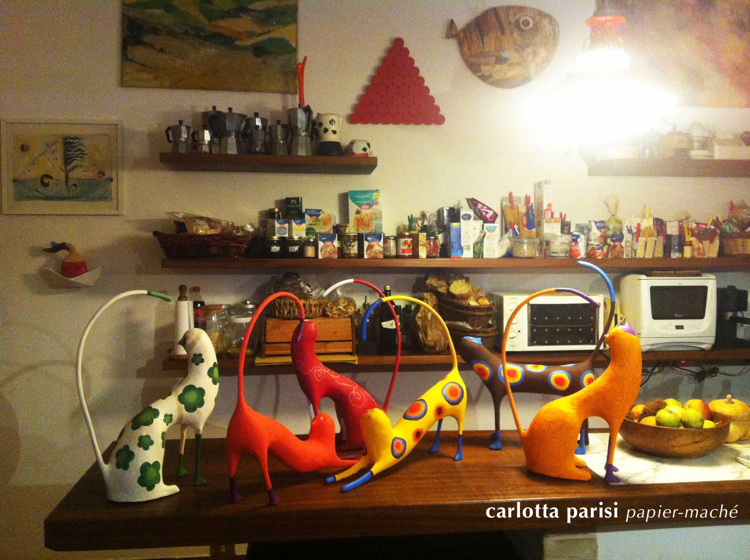 Gatti a NostraVita- Carlotta Parisi