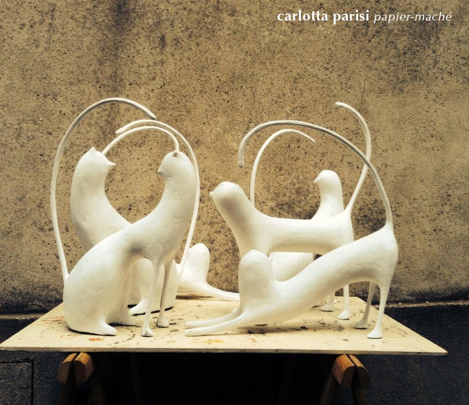 Gatti - Carlotta Parisi